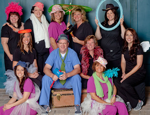 sandy family dentistry staff